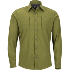 Marmot Trient - T-shirt manches longues Homme - olive